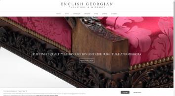 English Georgian