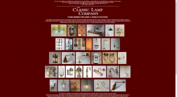 The English Lamp Company