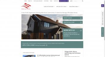 English Rural Housing Association Ltd