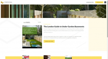 Free download: The London Guide to Under Garden Basements | Ensoul Interior Architecture | London