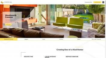 Luxury Interior Design & Architecture   Ensoul Interior Architecture   London