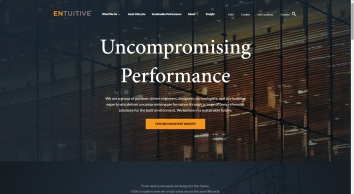 Consulting Engineers | Entuitive