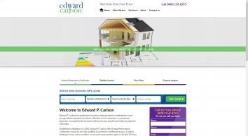 Edward P Carlson