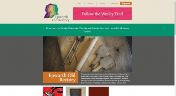 Epworth Old Rectory