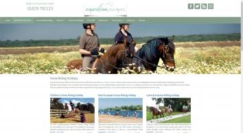 Riding Holidays | Horse Riding Holidays | Horse Riding Weekends | UK