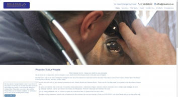 Mayes And Scrine Equine Vets