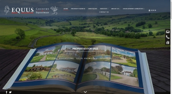 Equestrian and Country Property | Rural Estate Agents | Equus