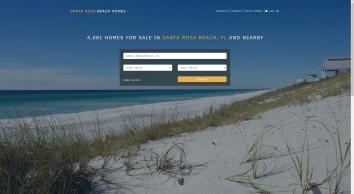 Santa Rosa Beach Homes for Sale | esantarosabeachhomes.com