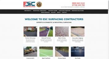 Esc Surfacing