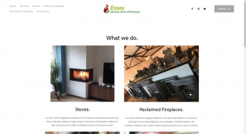 Essex Stoves and Chimneys