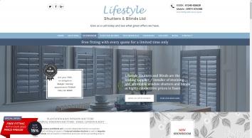 Lifestyle Shutters & Blinds Ltd