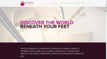 Estbury Basements