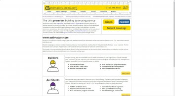 Estimators Limited : The UKs biggest domestic building estimating service