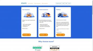 esure | Car, Multi Car, Home and Travel Insurance