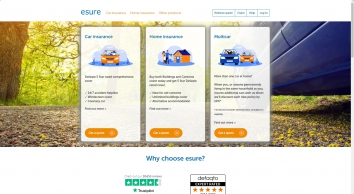 esure | Car, Multi Car, Home and Travel Insurance