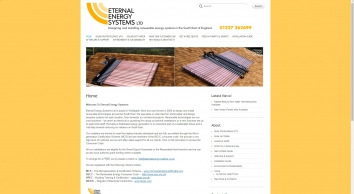 Eternal Energy Systems Ltd