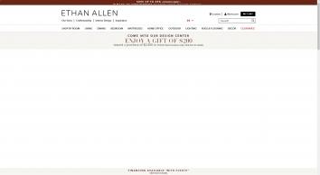 Diane Plessas for Ethan Allen