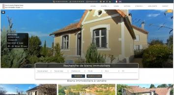 Euro Immobilier Chalais, Chalais