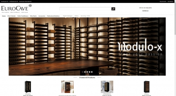 Wine Storage   Wine Cabinets   Cellar Conditioners    EuroCave UK