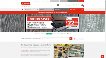 UPVC Windows, Doors, Roofline & Conservatory Suppliers | Eurocell