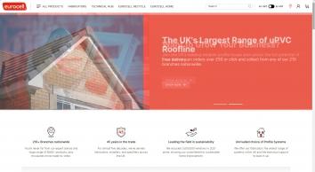 UPVC Windows, Doors, Roofline & Conservatory Suppliers | Eurocell