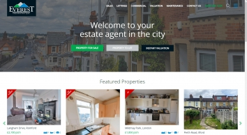 Everest Independent Estate Agents, Ilford
