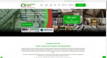 Evergreen Power UK