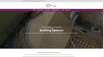 Evolved Design | Self Build Designers | Certified Passivhaus