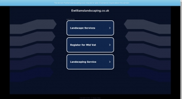 E Williams Landscaping