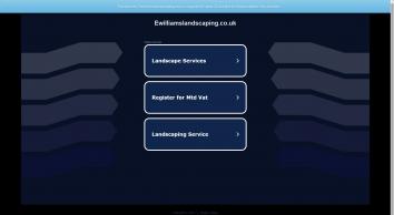 E Williams Landscaping