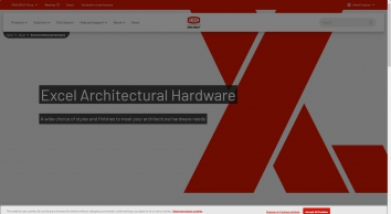 Todd Doors Ltd/ Excel Architectural Ironmongery