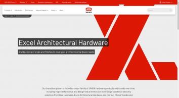 Todd Doors Ltd/ Excel Architectural Ironmongery
