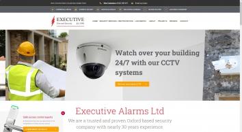 Security Alarm Installer Oxford   Executive Systems Oxford
