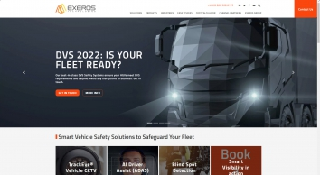 Exeros Tech | Vehicle CCTV | Vehicle Camera Specialists