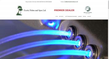 Exotic Palms  & Spas