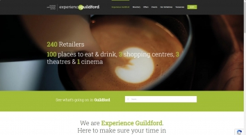 Experience Guildford