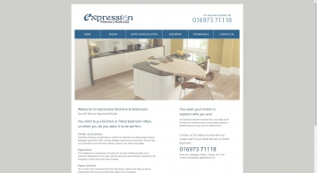 Expression Kitchens & Bedrooms