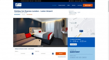 Holiday Inn Express Luton Airport - Book Direct for Best Rates