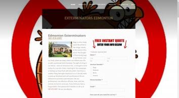 Pest Control Edmonton   Edmonton Exterminators
