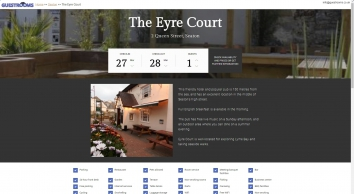 Eyre Court Hotel, Seaton, Devon