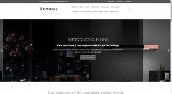 Faber cooker hood