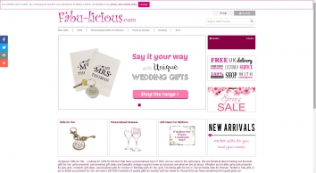 Gifts, Pink Presents & Personalised Girlie Birthday Gift Ideas for Her
