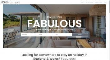 Fabulous Holiday Cottages