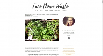 Face Down Waste