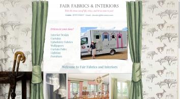 Fair Fabrics and Interiors