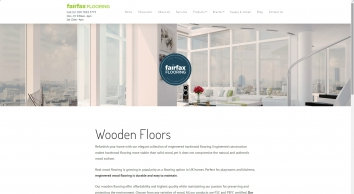 Fairfax Flooring - Wooden Floors