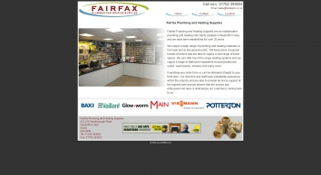 Fairfax Plumbing & Heating Supplies