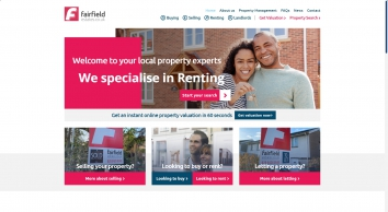 Fairfield Estate Agents, Oxhey