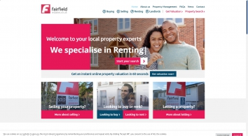 Fairfield Estate Agents, Oxhey