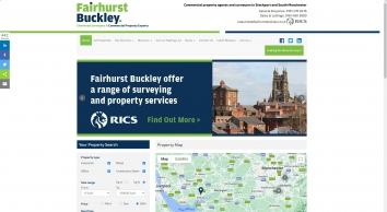 FAIRHURST BUCKLEY LIMITED Estate and Letting Agents in Stockport
